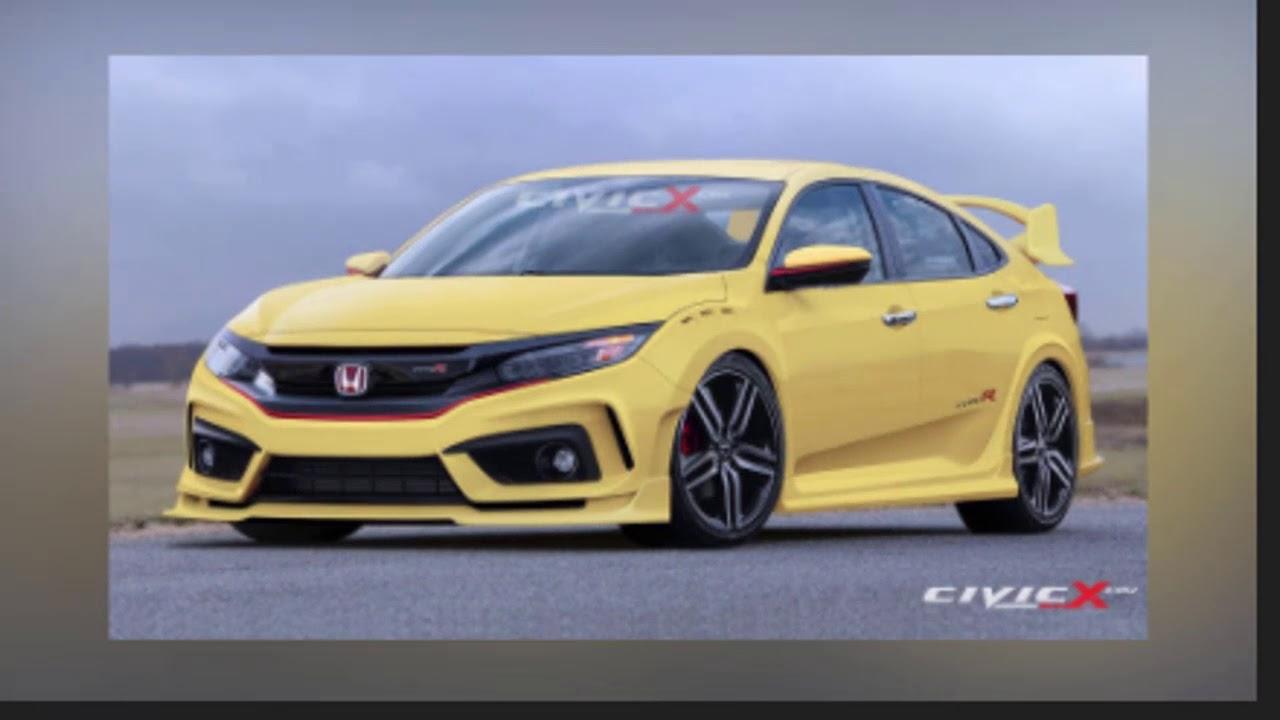 2020 Honda Civic Type R Awd New Honda Civic Type R 2020 2020