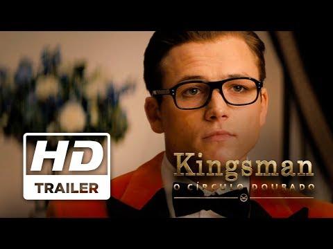 Kingsman: O Círculo Dourado | Trailer Oficial | Legendado HD