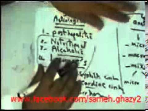 systemic pathology: digestive system 5 liver cirrhosis gallsones DR SAMEH GHAZY