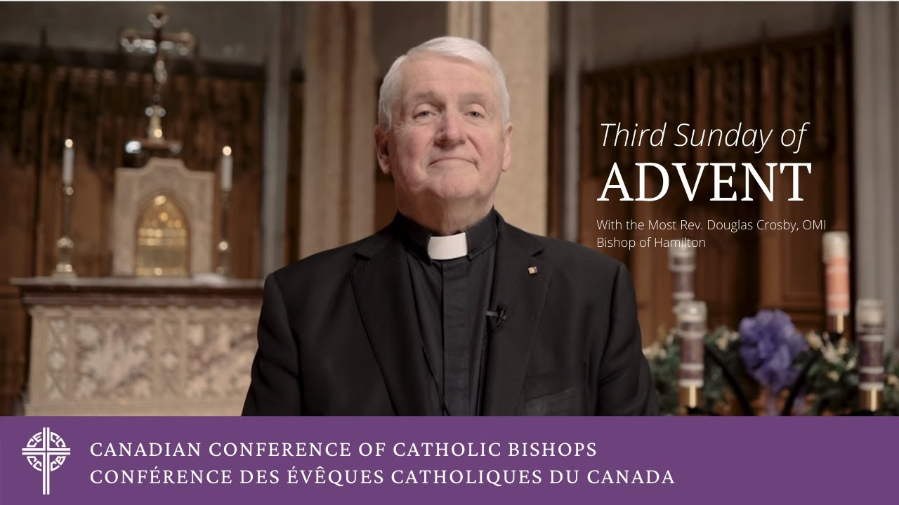 Journey through Advent – Third Sunday of Advent 2020