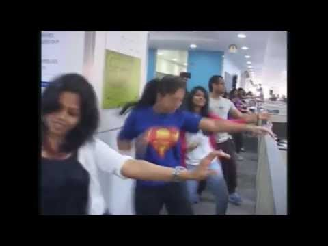 general mills flash mob part 2
