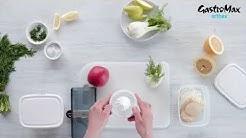 GastroMax™-resepti: Paistettua lohta ja fenkoli-omenasalaattia