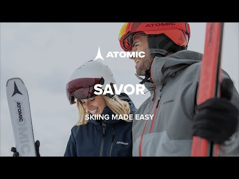 Skiing Made Easy With The Atomic Savor Series