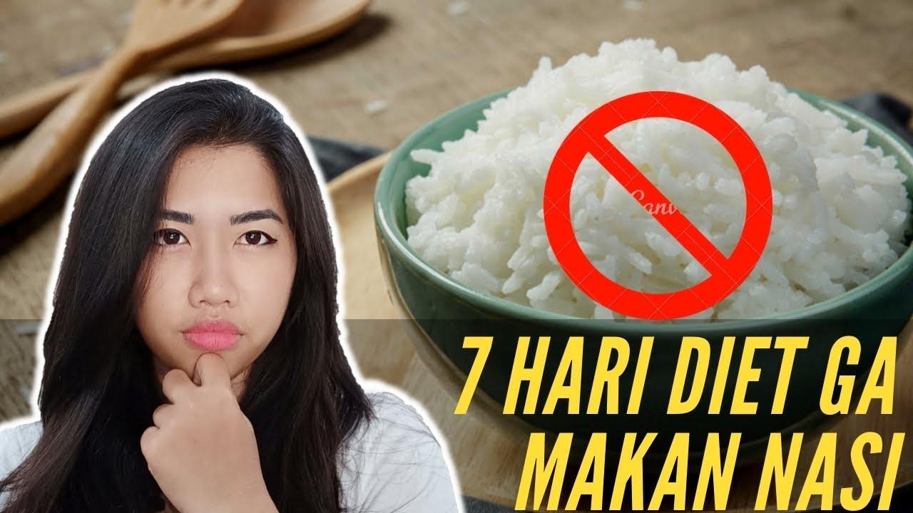 Sehatkah Diet Berpantang Nasi?