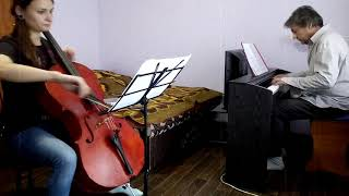 Смотреть Андрей Рожков & Полина Циванюк Павел Лопатин - Polyamory (репетиция) онлайн