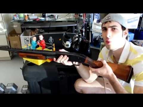 Garage sale shotgun!