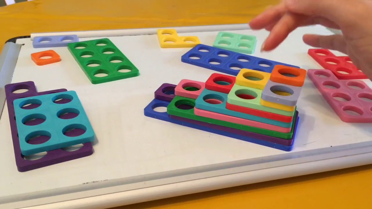 5 Easy Ways to Use Numicon to Help Early Numeracy at Home | Kin ...