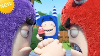 Oddbods Full Episodes - Oddbods Full Movie | Macho Jeff | The Oddbods Show Full Episodes Compilation