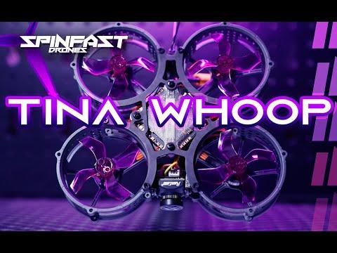 Фото Diatone Tina Whoop Test - Bester Mini-Copter 2020 / Plattform für Insta360 GO