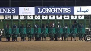 Vidéo de la course PMU AL MAKTOUM CHALLENGE R1