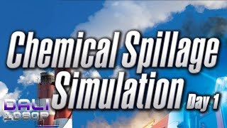 Chemical Spillage Simulation Day 1 PC Gameplay 1080p 60fps