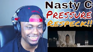 Nasty c - pressure official music video hd reaction