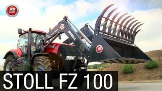 STOLL FZ 100 - Der größte Frontlader der Welt (DE)