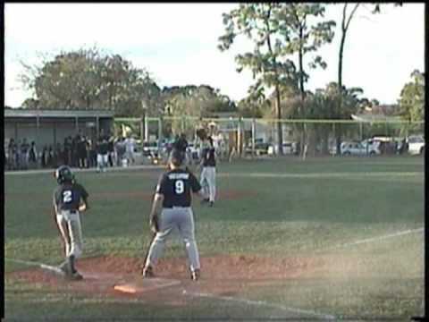 2009 Indians vs Yankees 1 - PSL American Little League Baseball