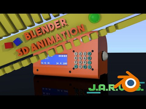 Jarvis Home Control & Automation System -  Sicherheitsstation