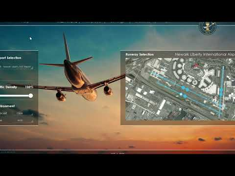 Tower 3D Pro Gameplay | Newark Liberty Int'l Airport | First Look | New Airport | ATC Simulation |