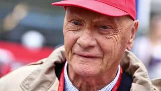 Die Formel 1 trauert um Niki Lauda