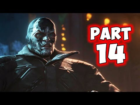 Batman Arkham Origins - Part 14 - The Joker Team - Gameplay Walkthrough HD