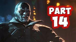 Batman Arkham Origins - Part 14 - The Joker Team - Gameplay Walkthrough HD