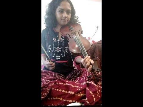 Violin cover of Devi (Njaan Gandharvan) by Vani   Original
