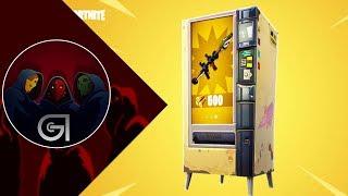 Fortnite Gets Vending Machines | Gi Weekly