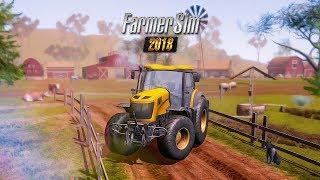 Farmer Sim 2018 - Trailer - Android & iOS