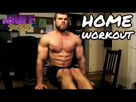 Home Workout Routine – Best Bodyweight Exercises