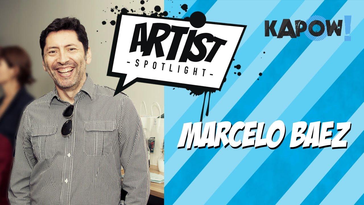 Artist Spotlight: Marcelo Baez