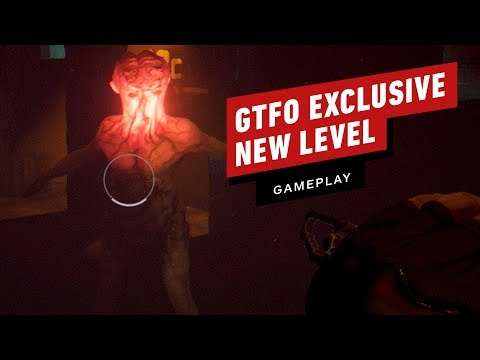12 Minutes of Exclusive GTFO Gameplay with Creator 10 Chambers