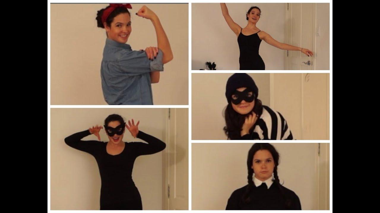 costumes d 39 halloween de derni re minute version 2013. Black Bedroom Furniture Sets. Home Design Ideas