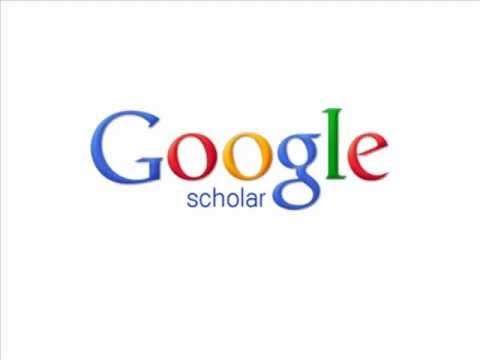 Google Scholar vs Databases - YouTube  Google