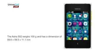Nokia Asha 502 - UniverCell The Mobileexpert Reviews