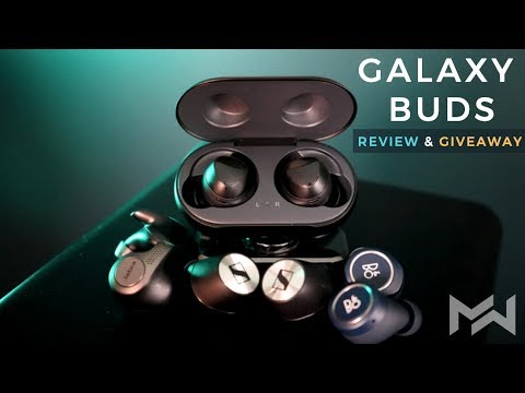 Samsung Galaxy Buds Comprehensive Review: Jabra 65t AND AirPods Killer?