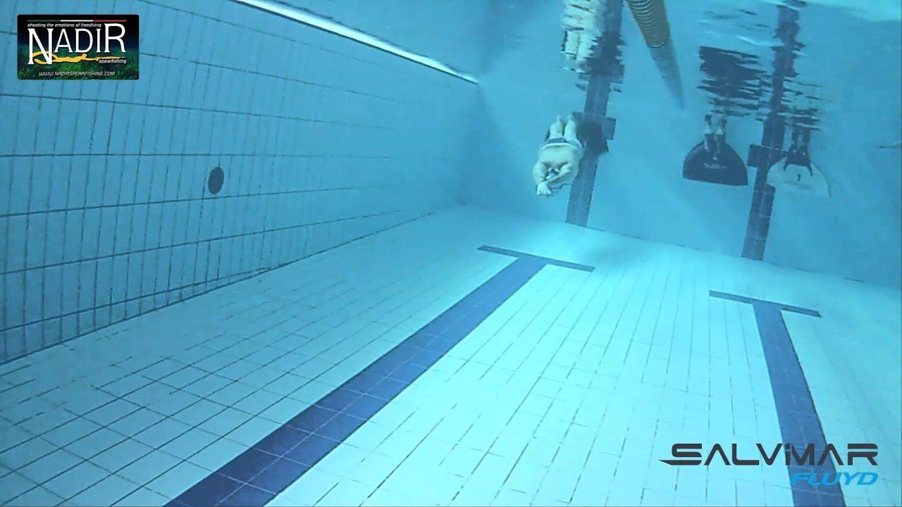 Salvimar fluyd stage in piscina con andrea vitturini youtube - Dive blu bari ...