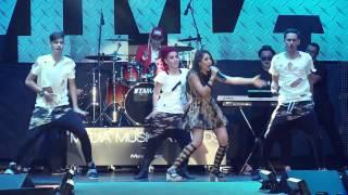 Nicole Cherry - Vara mea, Survivor - Live @ Media Music Awards 2014