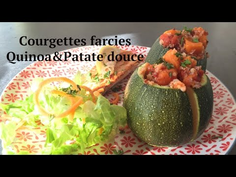 courgettes-farcies:-quinoa-patate-douce