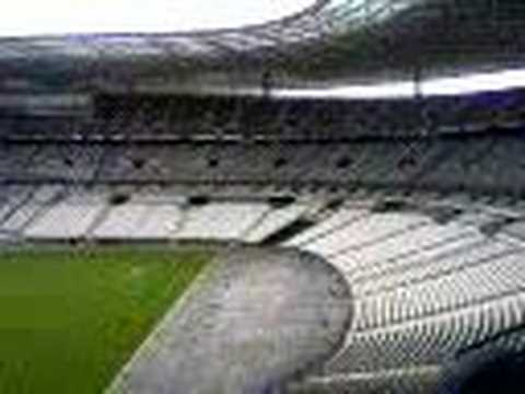 Stade de france tribunes youtube - Tribune vip stade de france ...