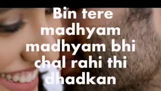 Suno Na Sangemarmar-Karaoke & Lyrics-Youngistaan