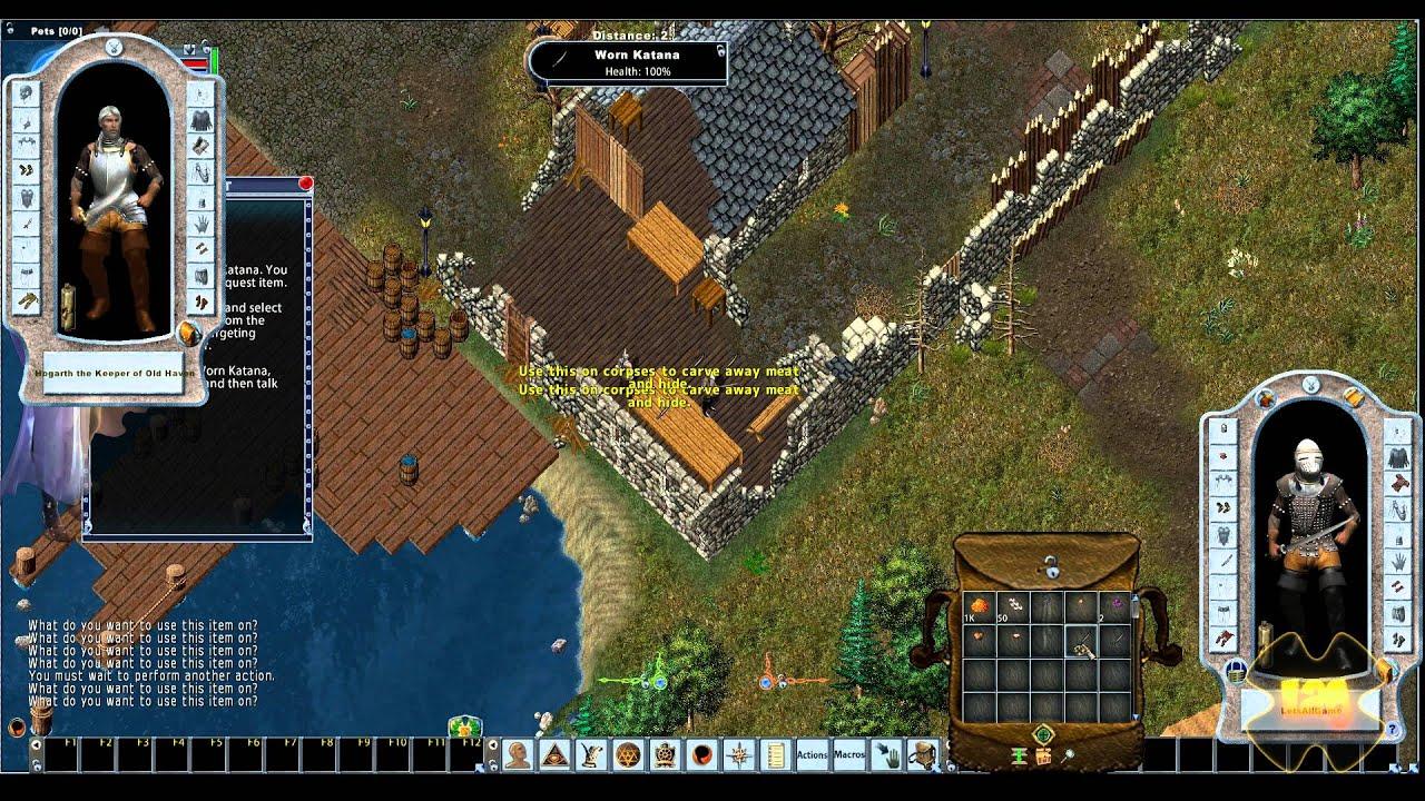 RunUO – RunUO – Ultima Online Emulator