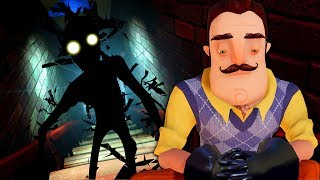 The Real Ending - Hello Neighbor  Full Game Ending