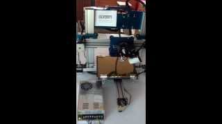 OrdBot test moteurs