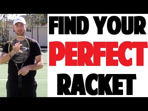Picking a Tennis Racket: The Truth Not Marketing (Part 1 of 4)