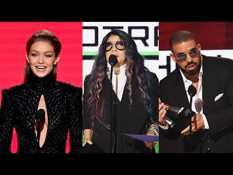 American Music Awards: Watch the Biggest Moments of the Night!
