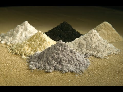 Rare Earth California Mine Sold to Chinese Competitors