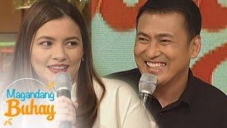 Magandang Buhay: How did Tanya & Mark meet each other?