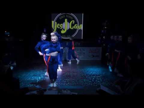 Dance school YES I CAN/Nikolaev/Emotional girls