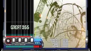 LR2body ☆8 Ling Child BMS Edit SP Hyper Junk BGA  Identity 7