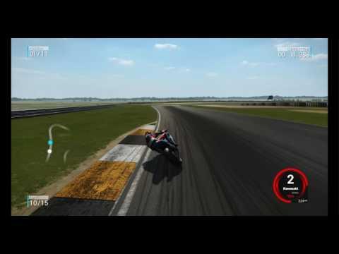 Ride 2 Online Championship - Round 5 - Phakisa Freeway