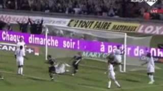 Yoann Gourcuff Goals + Assists 2008-2009