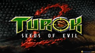 Turok 2: Seeds of Evil gameplay (PC Game, 1998)